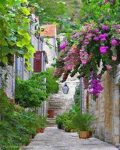 Ston, Croacia