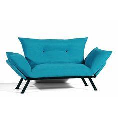 Comfy Home Doğa 2'li Kanepe - Turkuaz