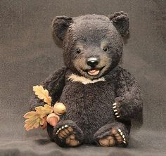 """R John Wright """"Pep"""" from Baby Bear Collection CA 2000 