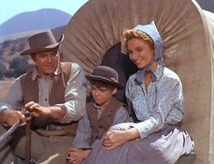 While Hoss tends to a mare that is about to foal, Ben reads aloud an old journal containing the chronicles of his trek west with an expectant Inger and young Adam. From Journey Remembered (Bonanza)