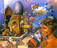 Tomasz Setowski - Dreaming Palace