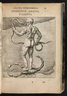 Ophiuchus, The Serpent Holder Constellation Facts and Mythology