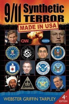 9/11 Synthetic Terror: Made in USA by Tarpley, Webster Griffin 3rd (third) Revised Edition (2006) null http://www.amazon.com/dp/B00DO91PP8/ref=cm_sw_r_pi_dp_VbQ5ub025RST6 #signed #signedbyauthor #collectible #rare #america #conspiracy #amazon #luxortrades