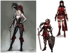 Fiona - Characters & Art - Vindictus