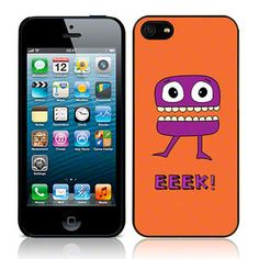 Call Candy Eeek Monster Hard Back Case for iPhone 5 £9.99