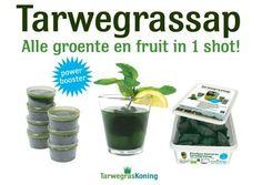 BEVROREN TARWEGRAS KLONTJES By: Tarwegras Koning http://lokalinc.nl/
