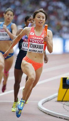 市川 華菜 Kana Ichikawa Running Pose, Triathlon Women, Athletic Events, Beautiful Athletes, Long Jump, Olympic Athletes, Sporty Girls, Action Poses, Muscle Girls