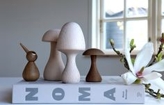Funghi by Applicata. Danish design. Available from @goodhoodstore
