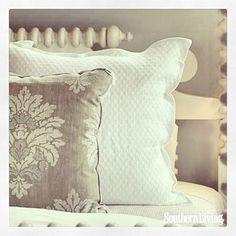 Sneak Peek! Nashville #SLIdeaHouse at Fontanel | Master Bedroom | Photo by Michael P. Grady