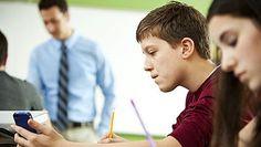 Smartphone, aliado en el salón de clases