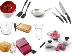 Essential Kitchen Equipment/Supplies for the First Apartment Kitchen {Giveaway} @BigKitchenStore #giveaway