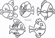 clothespin crafts diy for kids Toddler Crafts, Diy Crafts For Kids, Art For Kids, Craft Activities, Preschool Crafts, Puppets For Kids, Puppet Crafts, Animal Crafts, Art Lessons