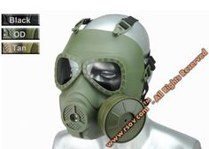 ACM M04 Ventilated Fan Full Face Mask