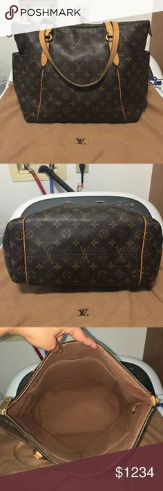 8a3ad083acd Louis Vuitton Totally MM ❤ ❤️Just sharing❤ Gorgeous gently loved