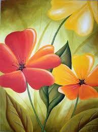 Imagen relacionada Beautiful Flowers Wallpapers, Canvas Art, Canvas Prints, Flower Wallpaper, Painting Techniques, Painting Inspiration, Art Boards, Hibiscus, Flower Art