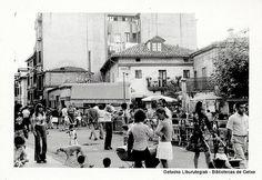 Kasinoko Plaza / Plaza del Casino, Algorta, 1963 (ref. 00063)