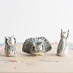 Le Transformer Owl Totem - le animalé