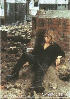 MOON CHILD - Hyde Photo (28426509) - Fanpop fanclubs