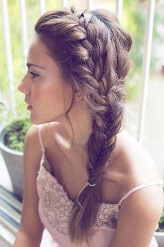 Einfache,+aber+schicke+Frisuren