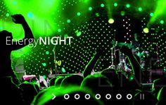 A disfrutar del #sábado noche con #EnergyNight!   Siente la fiesta, siente una nueva dimensión del sabor, siente #EnergyDrink