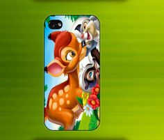 BAMBI CARTOON case for iPhone 4/4S iPhone 5 Galaxy S2/S3 #iPhonecase #iPhoneCover #3DiPhonecase #3Dcase #S4 #s5 #S5case