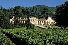 Villa Barbaro, also known as Villa de Maser / Veneto region of northern Italy