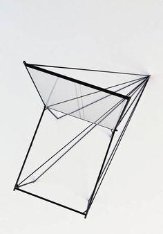 Mechanical Perspective chair by Artem Zigert