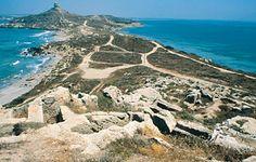 Cabras, Città fenicio-punica di Tharros