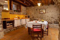 Casa rural Can Salas en Espolla. Comarca de l'Alt Empordà.