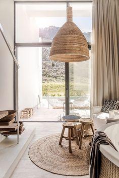 〚 Stylish Casa Cook hotel in Rhodes, Greece 〛 ◾ Photos ◾Ideas◾ Design House Design, Bathroom Interior Design, Interior Design, Bedroom Interior, House Interior, Home Deco, Interior, Home And Living, Interior Design Bedroom
