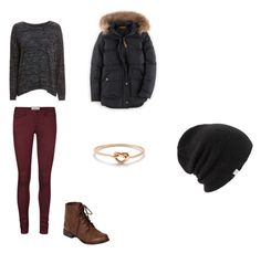"""Untitled #107"" by melissa-rassey ❤ liked on Polyvore featuring Breckelle's, Vero Moda, rag & bone/JEAN, Boden and Coal"