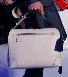At Louis Vuitton's Spring 2016 Men's Show, the Bucket Bags Weren't Just for Women