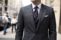 a darker grey looks great with burgundy, purple or maroon.