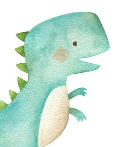Kids Watercolor, Watercolor Paintings For Beginners, Watercolor Animals, Watercolour, Watercolor Wallpaper, Watercolor Flowers, Illustration Noel, Watercolor Illustration, Nursery Prints