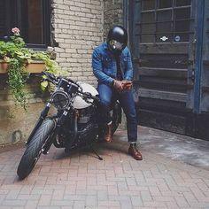 #caferacerculture #motorcycleculture #culturamotera | caferacerpasion.com