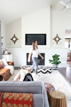 cosy family home / housetweaking