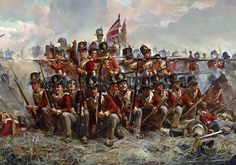 5 Key Developments in the History of Infantry - War Historical Photos Waterloo 1815, Battle Of Waterloo, Military Art, Military History, Ancient Mesopotamia, Napoleonic Wars, Kaiser, British Army, American Civil War