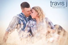 Engagement Pictures, Flannel Shirts, Open Space, Country, Travis J Photography, Colorado