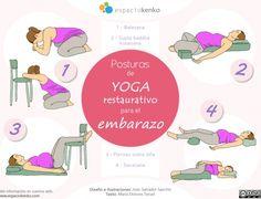 4 artículos sobre el yoga durante el embarazo