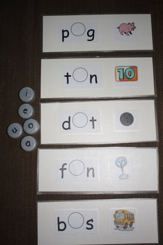 Super idea for word work: missing bottle cap vowels! Looks easy to DIY. Would be great to add a recording sheet with only the pictures and have kids write the whole word, then underline the vowel. Putting this on my to-do list.