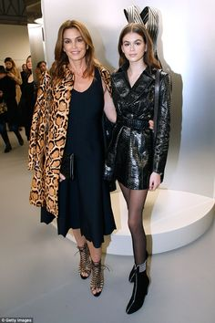 'Video access to my family': 'Let's say that while I'm traveling, my home is mainly inside... #models #cindycrawford #kaiagerber