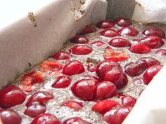bezlepková buchta bez lepku bez laktózy Paleo, Cherry, Gluten Free, Fruit, Food, Kuchen, Glutenfree, Essen, Sin Gluten