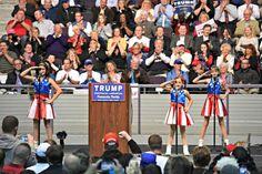 Dad of 'USA Freedom Kids' Plans  Sue Trump