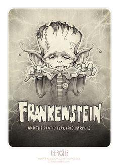 The Halloweensees presents...Frankenstein! by thePicSees on deviantART