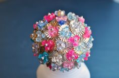 inspiration for making sequin/beaded ornaments