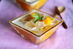 Vừa thanh nhiệt vừa làm đẹp cùng với món chè xoài nha đam – Ẩm thực 360 – Văn hóa ẩm thực – Ẩm thực mọi miền