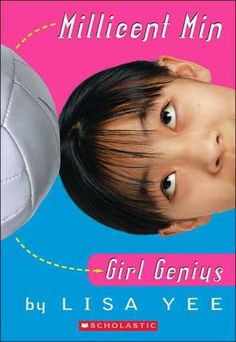 Millicent Min, Girl Genius by Lisa Yee. 3 of 5 stars. Eleven-year-old Millicent Min is such a genius that she has completed 11th grade and is now taking a college poetry class for fun this summer. But it turns out that there is one stumper for this girl version of Big Bang Theory's Sheldon : how to have friends. (Sometimes, I didn't even think I would want to be her friend.) Can she figure it all out? And how will she handle the added pressure of being forced to play volleyball, needing to…