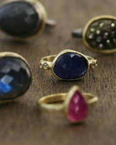 Yasuko Azuma Jewellery - Gorgeous!