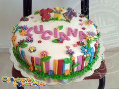 TORTA DE BABY SHOWER - CAKE