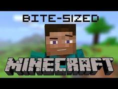 Bite-Sized Minecraft.